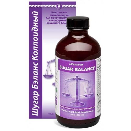 Шугар Бэланс (Sugar Balance) - поддерживает оптимальный уровень глюкозы в крови